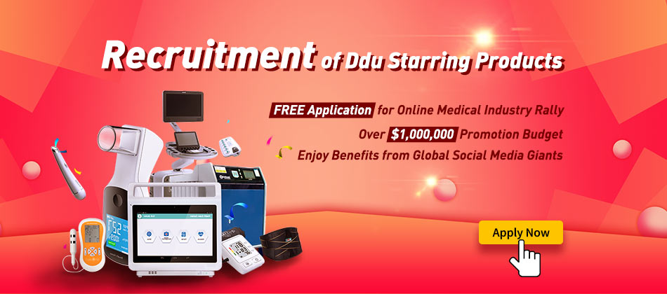 Recruitment of Ddu Starring Products